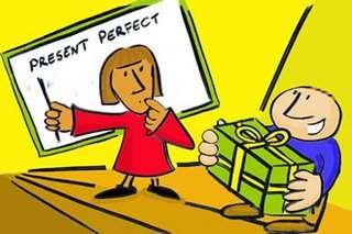 Present Perfect – настоящее совершенное время.