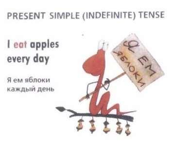 Present Simple Tense или Настоящее Простое Время в английском языке и наречия частотности