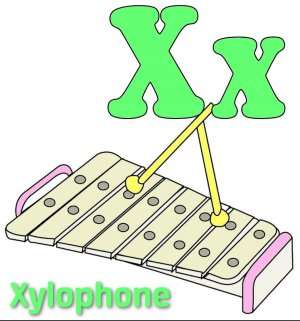 Английские слова начинающиеся на X