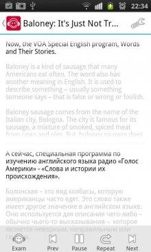 Аудирование. Английский язык